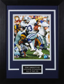Tony Dorsett Framed 8x10 Dallas Cowboys Photo (TD-P4C)