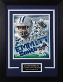 Emmitt Smith Framed 8x10 Dallas Cowboys Photo (ES-P4C)