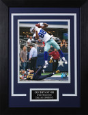 Dez Bryant Framed 8x10 Dallas Cowboys Photo (DBC-P2C)
