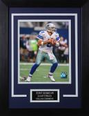 Tony Romo Framed 8x10 Dallas Cowboys Photo (TR-P2C)