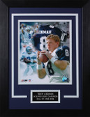 Troy Aikman Framed 8x10 Dallas Cowboys Photo (TA-P2C)