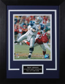 Troy Aikman Framed 8x10 Dallas Cowboys Photo (TA-P4C)