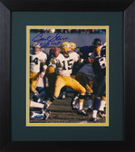 Bart Starr Autographed & Framed 8x10 Packers Photo Auto Tristar COA Design-8E