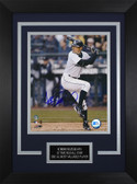 Ichiro Suzuki Autographed & Framed 8x10 Seattle Mariners Photo Auto MLB COA D-8C
