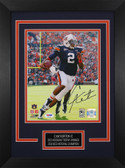 Cam Newton Autographed & Framed 8x10 Auburn Tigers Photo PSA COA D-8C1