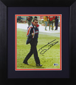 Mike Ditka Autographed & Framed 8x10 Bears Photo Beckett COA D-8E