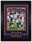 Deshaun Watson Autographed & Framed 8x10 Houston Texans Photo Beckett COA D-8C