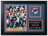 Dan Marino Autographed & Framed 8x10 Miami Dolphins Photo JSA COA D-8A1