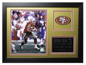 Roger Craig Framed 8x10 San Francisco 49ers Photo (RC-P2B)