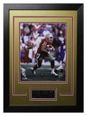 Roger Craig Framed 8x10 San Francisco 49ers Photo with Nameplate (RC-P2D)