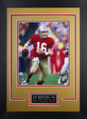 Joe Montana Framed 8x10 San Francisco 49ers Photo (JM-P1D)