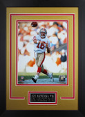 Joe Montana Framed 8x10 San Francisco 49ers Photo (JM-P4D)