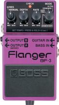BOSS BF3 Flanger Guitar FX Pedal