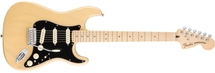 Fender Deluxe Stratocaster in Gig Bag - Mexican - Black or Natural