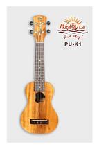 Pukanala PUK1 Soprano Ukulele - Solid Acacia