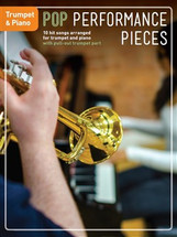 Pop Performance Pieces - Trumpet & Piano