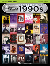 EZ Play 369 New Decade Series Songs of the 1990's