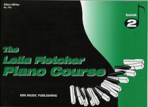 Leila Fletcher Piano Course Book 2 - Green