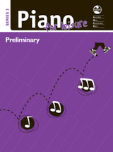 AMEB Piano For Leisure - Preliminary - Series 3 (purple book)