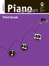 AMEB Piano For Leisure - Grade 3 - Series 3 (purple book)