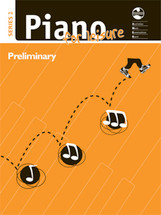 AMEB Piano for Leisure - Preliminary - Series 2  (orange book)