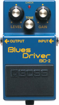 BOSS BD-2 Blues Driver Guitar FX Pedal