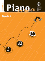 AMEB Piano for Leisure - Grade 7 - Series 2 (orange book)