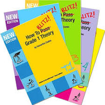 How to Blitz Theory Series for AMEB Exams Grade 1 - 5