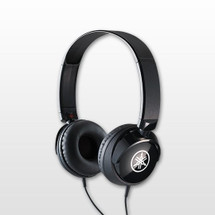 Yamaha HPH50B Headphones for Instruments