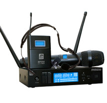 ASHTON AWM Wireless Mic Series - Hand Held OR Headset/Lav