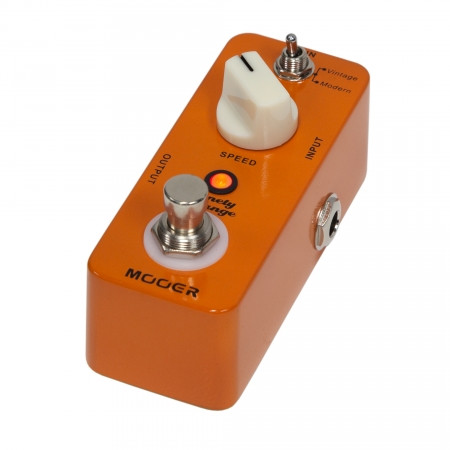 Mooer Ninety Orange - Phaser Guitar FX Pedal