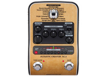 ZOOM AC2 Acoustic Guitar FX Processor