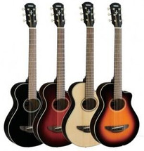 Yamaha APXT2 Small Body Acoustic/Electric Guitar - Assorted Finishes