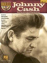 Ukulele Play Along - Johnny Cash Book & CD