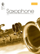 AMEB Alto Saxophone Grade 2 - Series 2