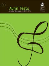 AMEB Aural Tests Book and 6 CD Set