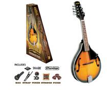 "BRYDEN Teardrop ""A"" Style Mandolin Pack - Sunburst"