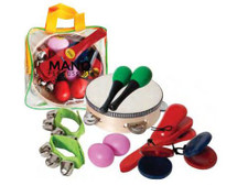 Mano 6 Piece Percussion Pack