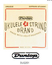 Jim Dunlop - Soprano Student Ukulele String Set