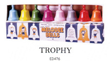 Trophy - 8 Note Bell Set - F-F
