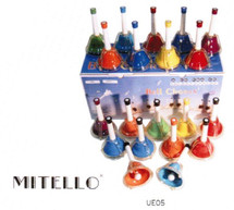Mitello - 20 Note Chromatic Tuned Bell Set - A3-E5