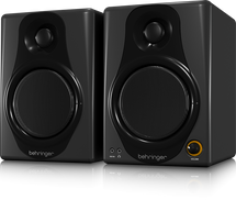Behringer Media 40 USB Studio Monitors (PAIR)