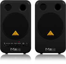Behringer MS16 Multimedia Speakers (PAIR)