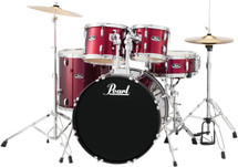 "Pearl Roadshow Series 20"" Fusion Drum Kit Package"