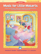 Music for Little Mozart - Discovery Book 1