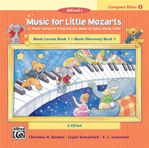 Music for Little Mozarts - CD 1  (2 CD set)