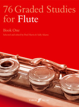 76 Graded Studies for Flute - Book 1