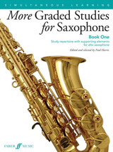 More Graded Studies for Saxophone (Alto/Tenor) - Book One