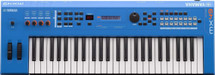 Yamaha MX49BK/BU 49 Key Synthesizer - Black or Blue