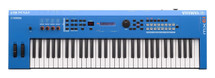 Yamaha MX61BK/BU 61 Key Synthesizer - Black or Blue